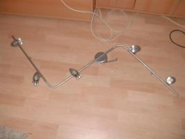 !! Flexible Decken/Wandstrahler 5er !!