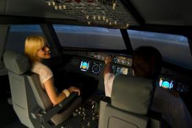 Foto 4 Fliegen wie ein echter Pilot im Flugsimulator