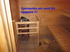 Sauna Reinigung