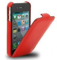 Foto 3 Flip Cases. Etui für iphones in Rindsleder und vielen schicken Farben.