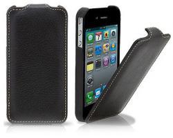 Foto 4 Flip Cases. Etui für iphones in edlem Rindsleder für optimalen Schutz Ihres wertvollen Handy in schicken Farben