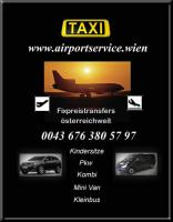 Foto 2 Flughafentaxi - österreichweit - 0676 351 64 20 - Fixpreisservice !