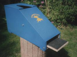 Flyballbox --- unterschiedliche Bauarten