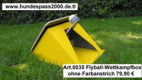 Foto 7 Flyballbox --- unterschiedliche Bauarten