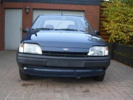 Foto 2 Ford Fiesta für Bastler oder als Teilespender