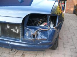 Foto 4 Ford Fiesta für Bastler oder als Teilespender