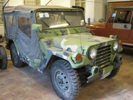 Ford Mutt M151, 202.000 km, 71 PS 1984