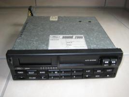 Ford Sound 2000 Radio