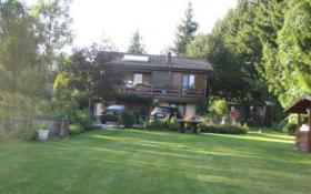 Foresthouse-ROMANTIK PUR AM WALDESRAND Ferienhaus