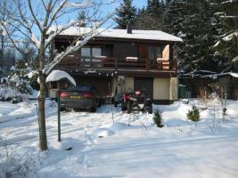 Foto 4 Foresthouse-ROMANTIK PUR AM WALDESRAND Ferienhaus
