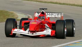 Formel 1 fahren - Formel 3000 fahren - Formel fahren