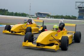Foto 3 Formel Doppelsitzer Mitfahrt - Agentur Spezial GmbH