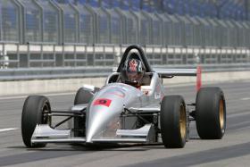 Formel fahren - Hockenheimring / Lausitzring