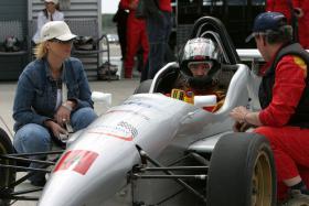 Foto 2 Formel fahren - Hockenheimring / Lausitzring