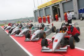 Foto 3 Formel fahren - Hockenheimring / Lausitzring