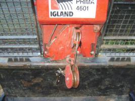 Foto 2 Forstseilwinde Igland  5106, gebraucht