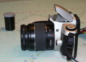 Foto 3 Fotoapparat Canon EOS 500 N