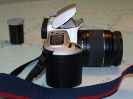 Foto 4 Fotoapparat Canon EOS 500 N