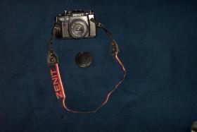Fotoapparat Zenit 122