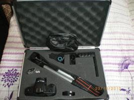 Foto 2 Fotoausrüstung mit Koffer