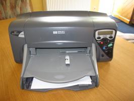 Fotodrucker HP Photosmart-Drucker P1100