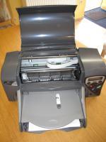 Foto 3 Fotodrucker HP Photosmart-Drucker P1100