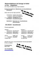 Svens  Finanzierung RMH+FFM