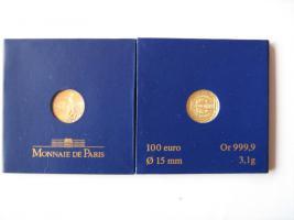 Frankreich 100 Euro Gold Münze 2009 Die Säerin