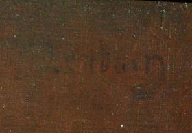 Foto 3 Franz von Lenbach 1836-1904:Adolf F. Graf von Schack Öl