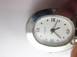 Foto 2 ' Frauen Porträt ' Kettenuhr / Uhrenkette