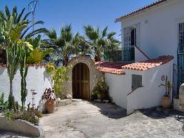 Freistehende Villa in Calpe an der Costa Blanca