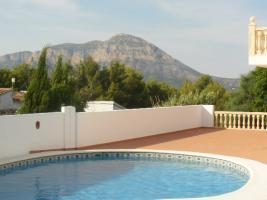 Freistehende Villa in Javea an der Costa Blanca