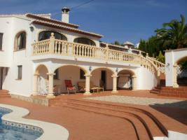 Foto 2 Freistehende Villa in Javea an der Costa Blanca