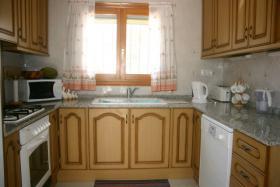Foto 3 Freistehende Villa in Murla an der Costa Blanca