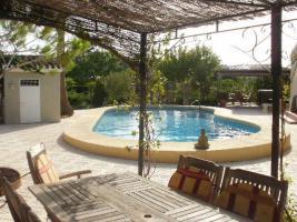 Foto 2 Freistehende Villa mit Paddock in Javea/Spanien