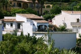 Freistehende Villa in Pego an der Costa Blanca