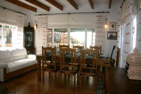 Foto 6 Freistehende Villa in Pego an der Costa Blanca