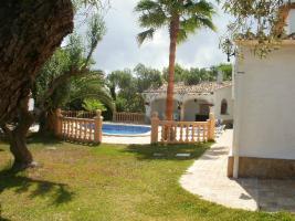 Foto 3 Freistehende Villa mit Pool in Javea an der Costa Blanca