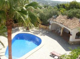 Foto 8 Freistehende Villa mit Pool in Javea an der Costa Blanca