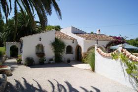 Foto 2 Freistehende Villa mit Pool in Javea an der Costa Blanca