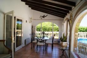 Foto 4 Freistehende Villa mit Pool in Javea an der Costa Blanca
