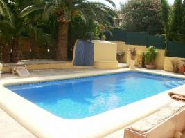 Foto 2 Freistehende Villa mit Pool in Javea/Spanien