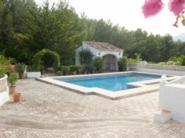 Foto 3 Freistehende Villa mit herrlichem Ausblick in Javea an der Costa Blanca
