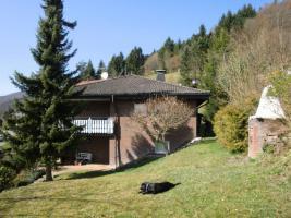 Foto 3 Freistehendes 2-Familienhaus ruhige Lage im Grünen, hier geniessen Sie die Aussicht und die Ruhe