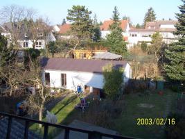 Freistehendes 50qm Haus 2ZKB mit 100qm Garten