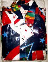 Freizeit-Hemd *Spielcasino*, lange Ärmel, neu/originalverpackt