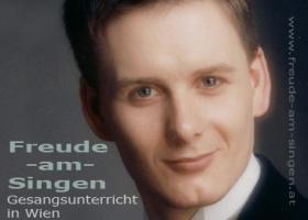 Freude am Singen, Gesangsunterricht in Wien