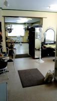 Friseursalon  aus  Altersgründen  abzugeben