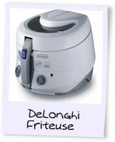 Friteuse DeLonghi Perfect Clean