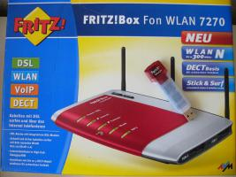 Fritz-Box Fon WLAN 7270